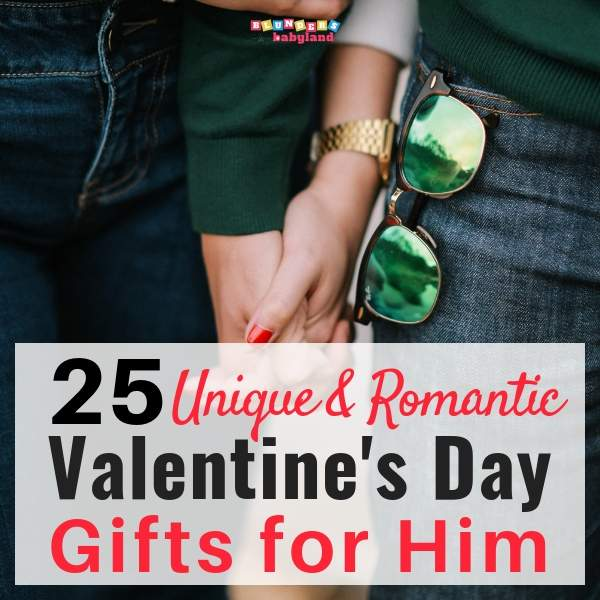 25 Unique and Romantic Valentine's Day Gifts for Him