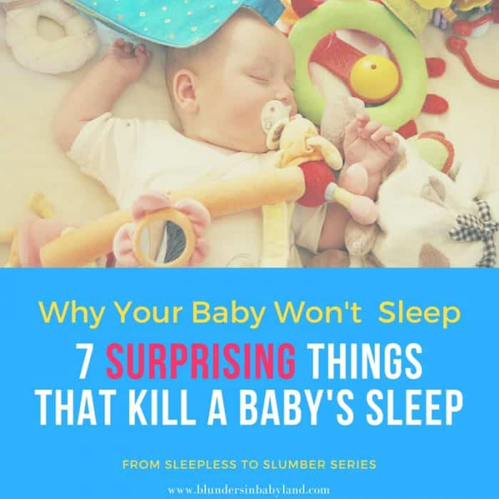 Why Your Baby Won't Sleep Through the Night