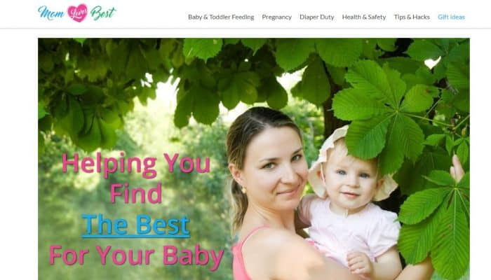 New Mom Blogs to Follow - Mom Loves Best
