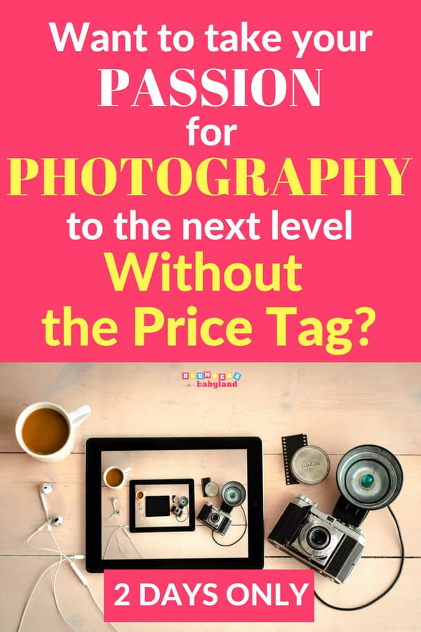 The Ultimate Photography Bundle - Photography Courses for an Affordable Price