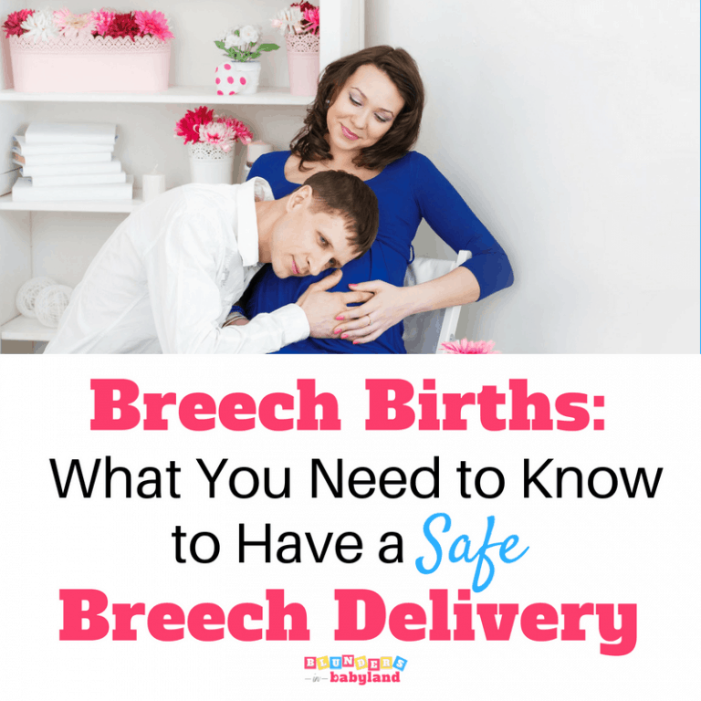 Breech Births: What You Need to Know to Have a Safe Breech Delivery