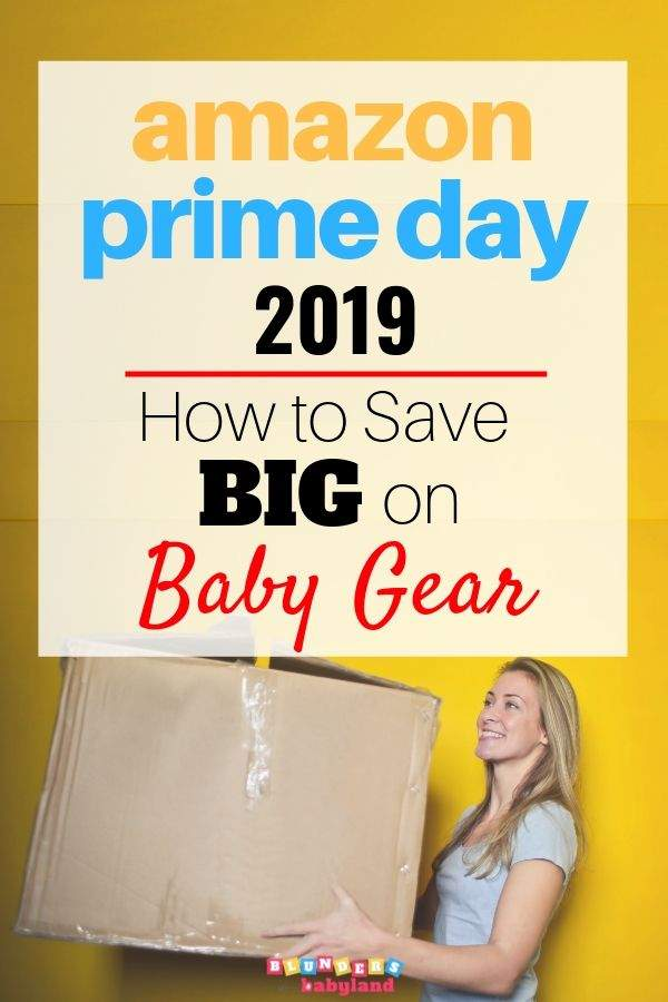 Amaazon Prime Day Baby Gear