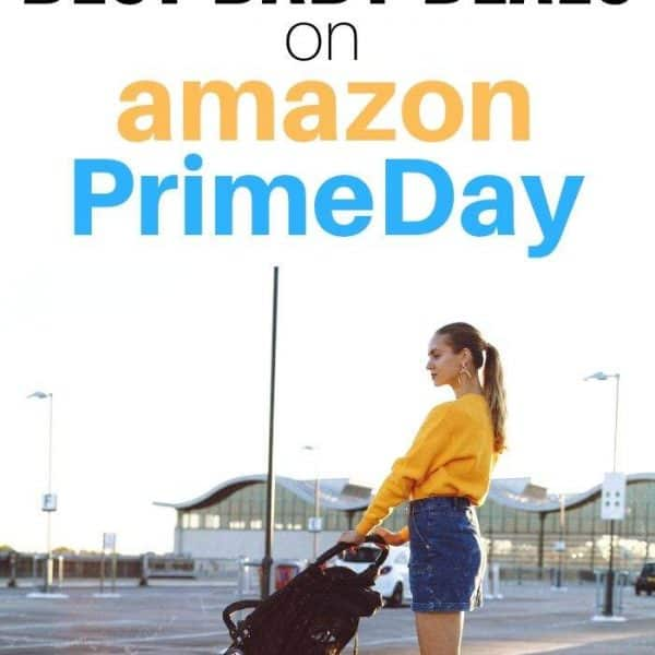 Amazon Prime Day Baby Deals