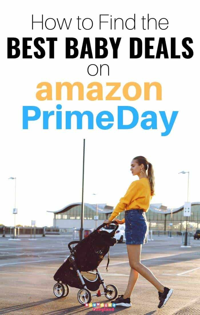 The Best Amazon Prime Day Baby Deals 2020: How Moms Can Save Big on Amazon Prime Day