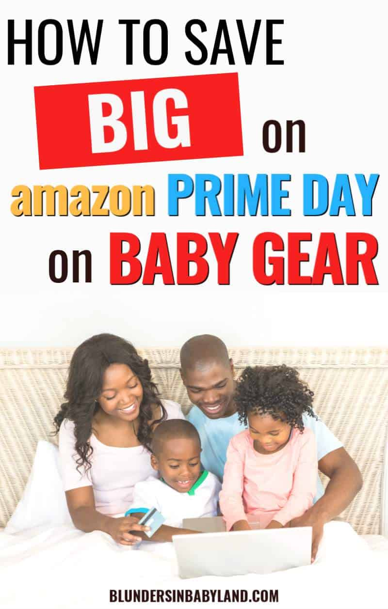 Amazon Prime Day - Baby Deals