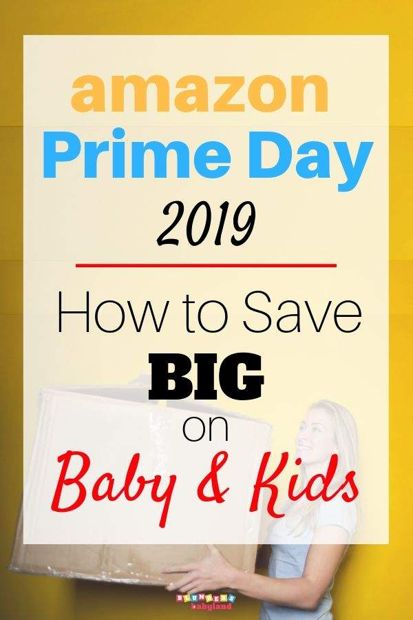 Best Prime Day Deals for Moms - Prime Day Deals for Baby Gear