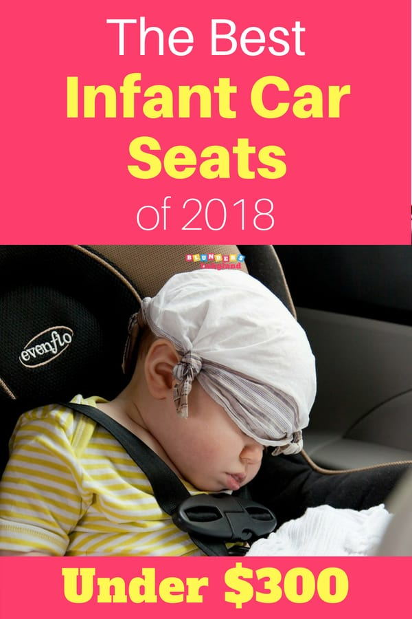 The Best Car Seats of 2018 Under 300