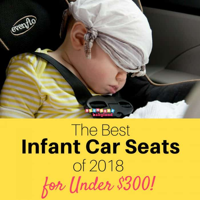 The Best Baby Car Seats of 2018 for Under 300