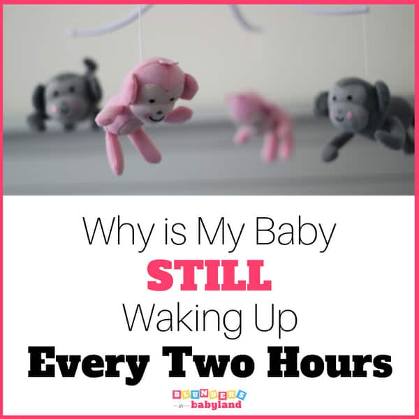 Why is My Breastfed Baby Waking Up Every Two Hours
