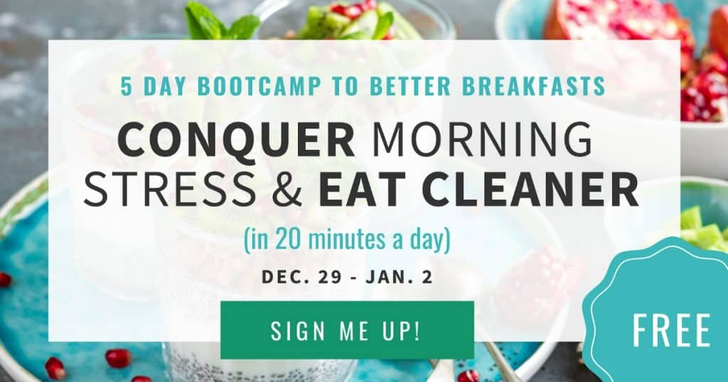 5-Day Bootcamp to Better Breakfasts Blunders in Babyland FB