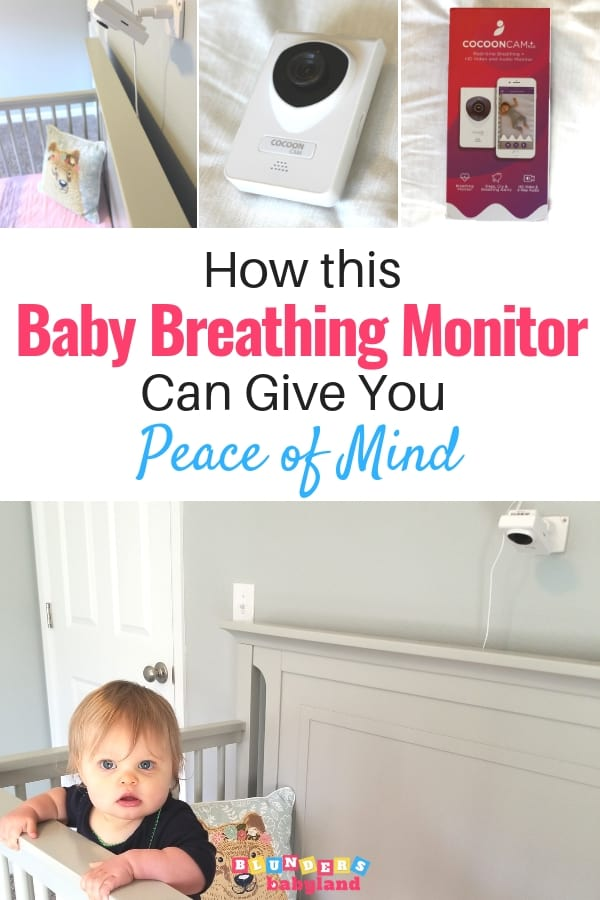 How this Baby Breathing Monitor Can Give You Peace of Mind