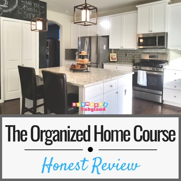 The Organized Home Course Review