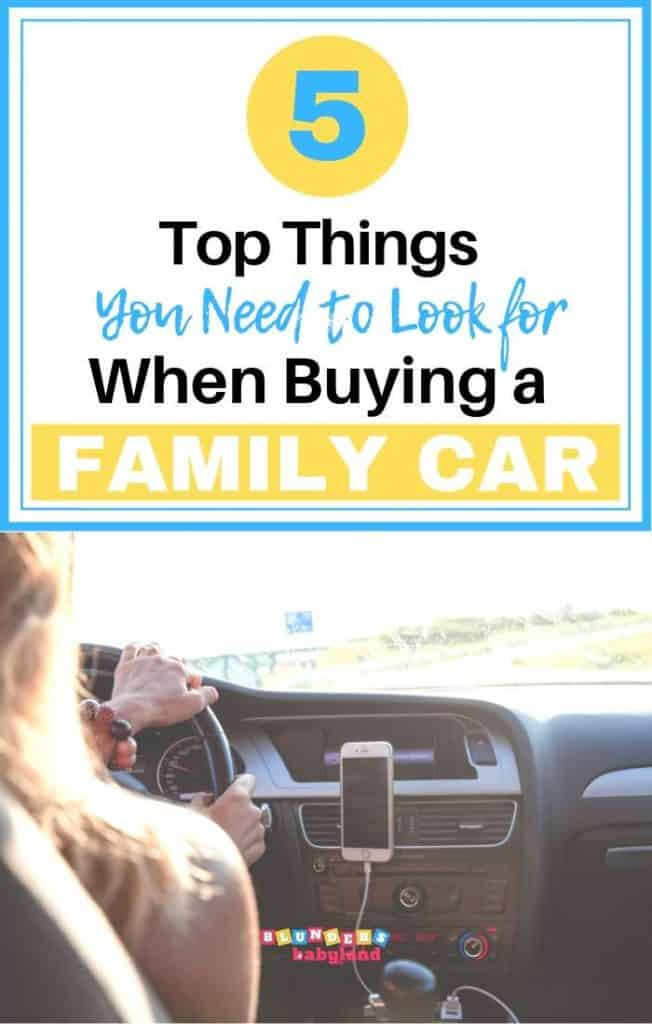 Top Things You Need to Look for When Buying a Family Car (1)