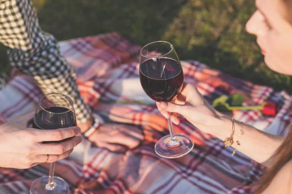 Picnic Valentine's Day Ideas