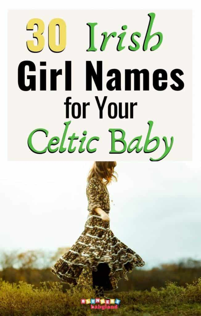 30 Irish Girl Names for Your Celtic Baby