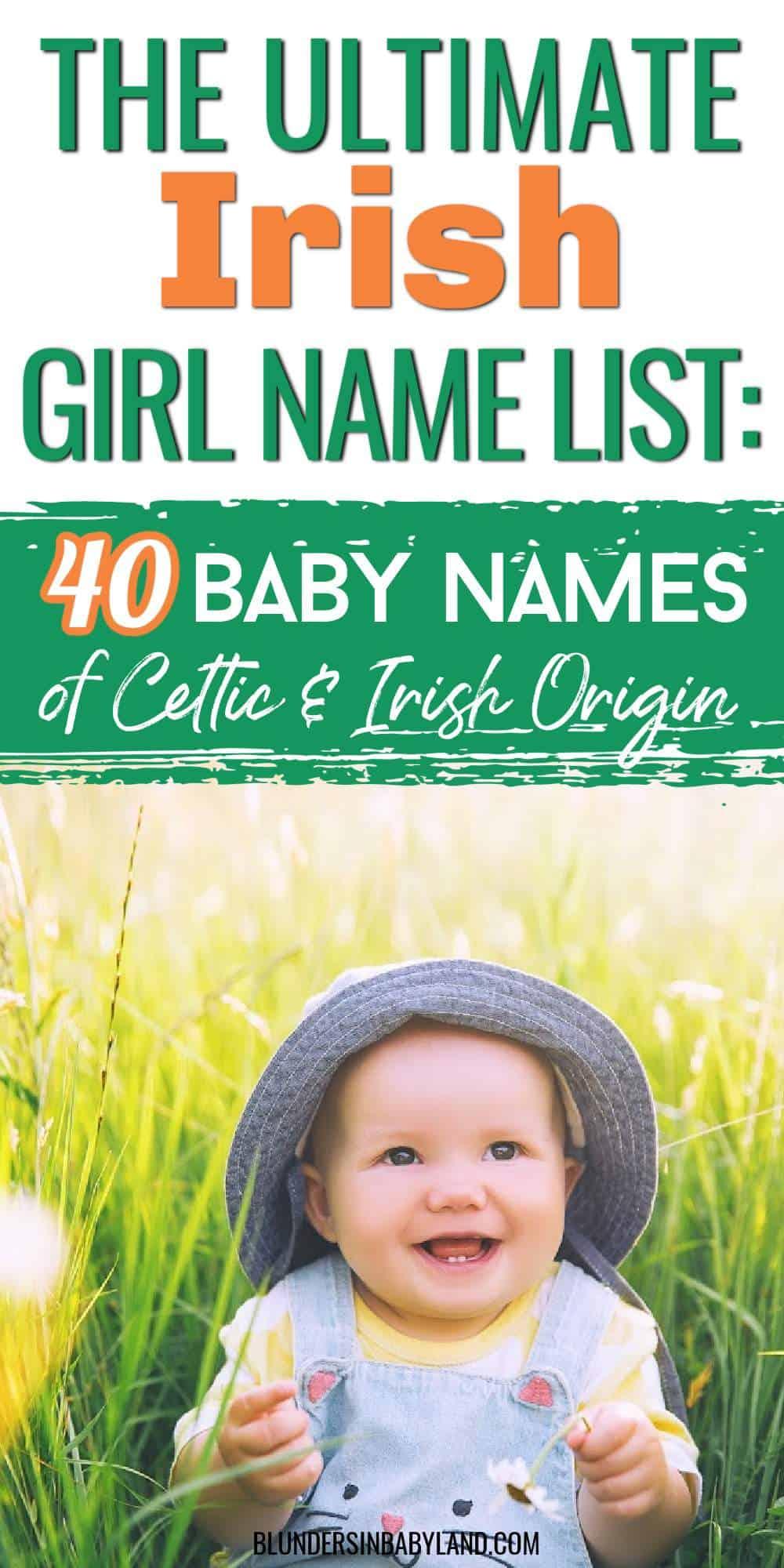 Irish Girl Names - Irish Baby Names 2