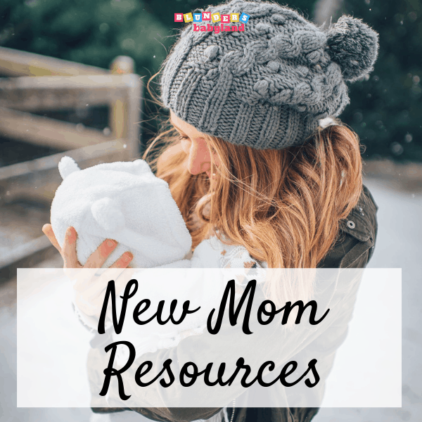 New Mom Resources
