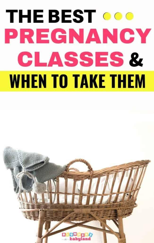 The Best Pregnancy Classes