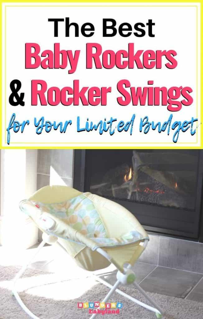 The Best Baby Rockers and Baby Rocker Swings