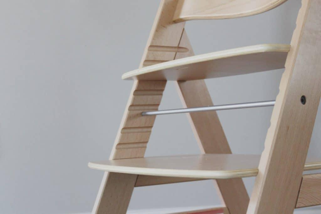 Hauck Alpha Chair Adjustment