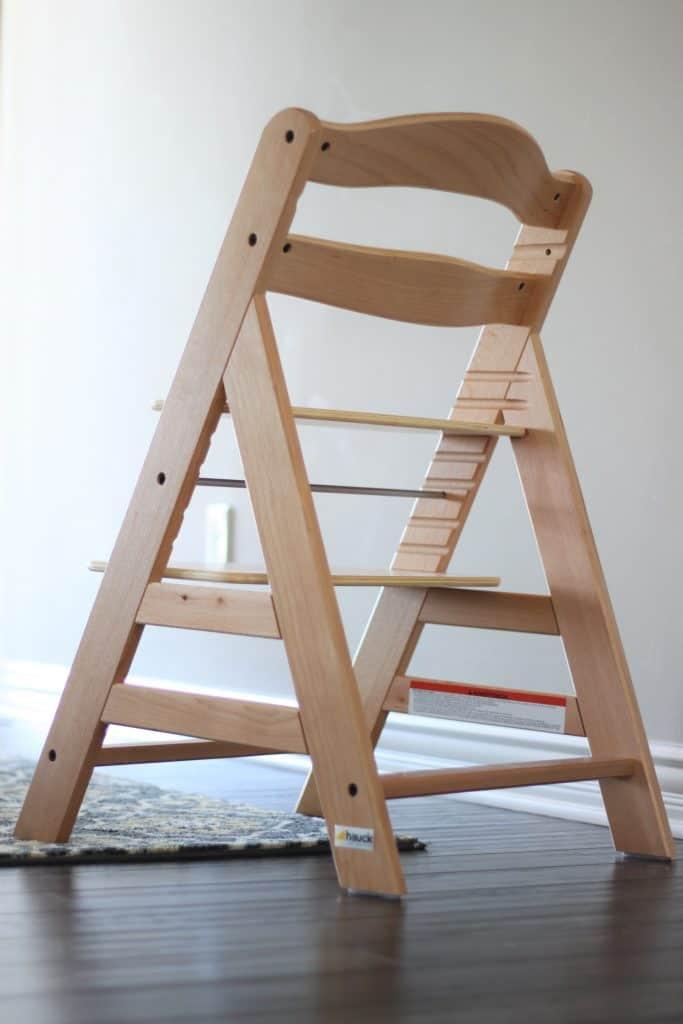 Hauck Alpha Chair Rear