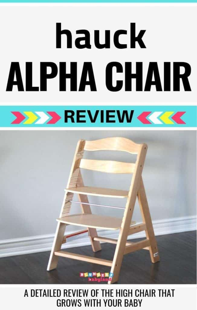 Hauck Alpha Chair Review (1)