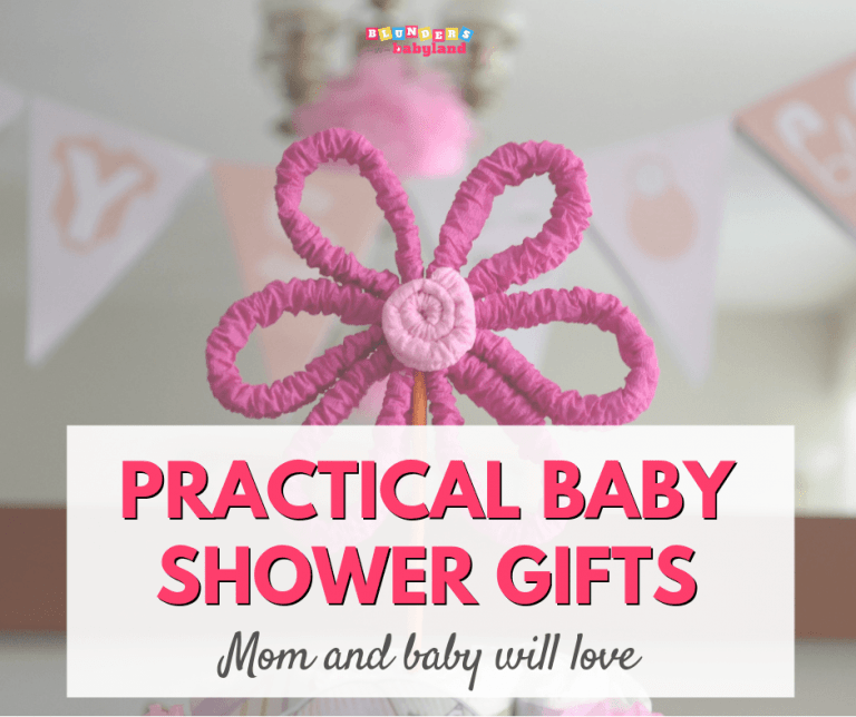 20 Practical Baby Shower Gifts Mom & Baby Will Love