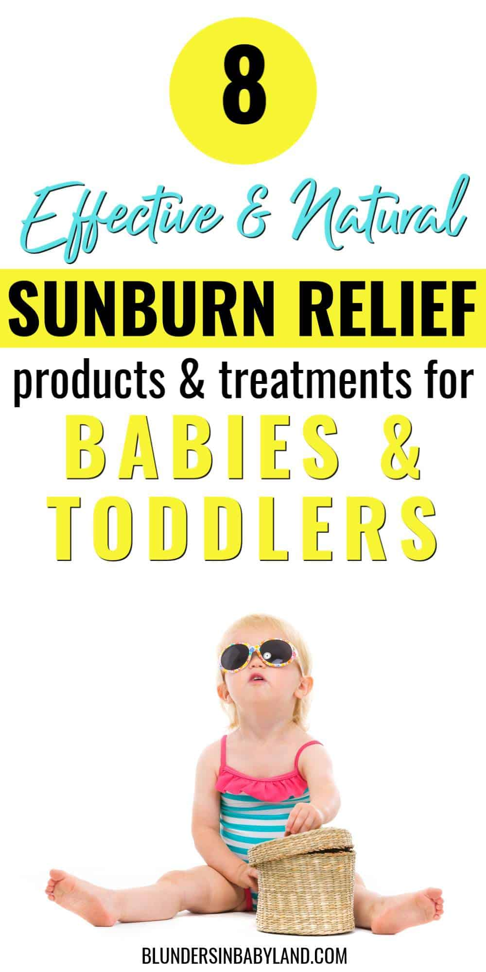 Sunburn Remedies for Babies and Toddlers  - Sunburn Relief for Babies and Toddlers