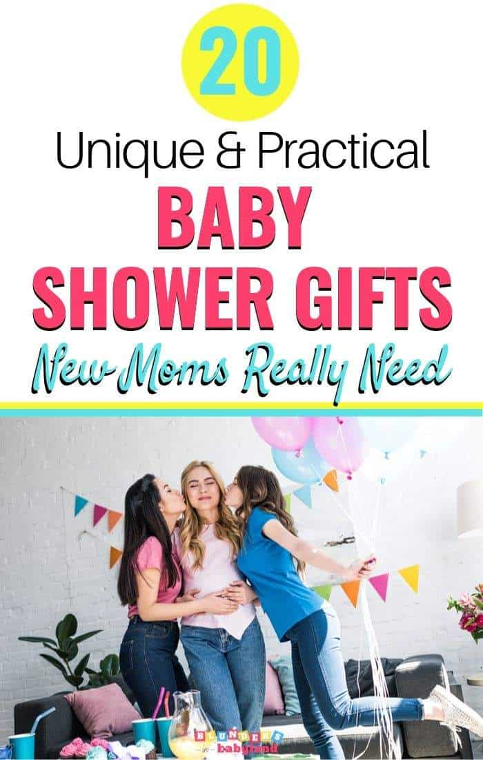 Unique Baby Shower Gifts new moms actually need