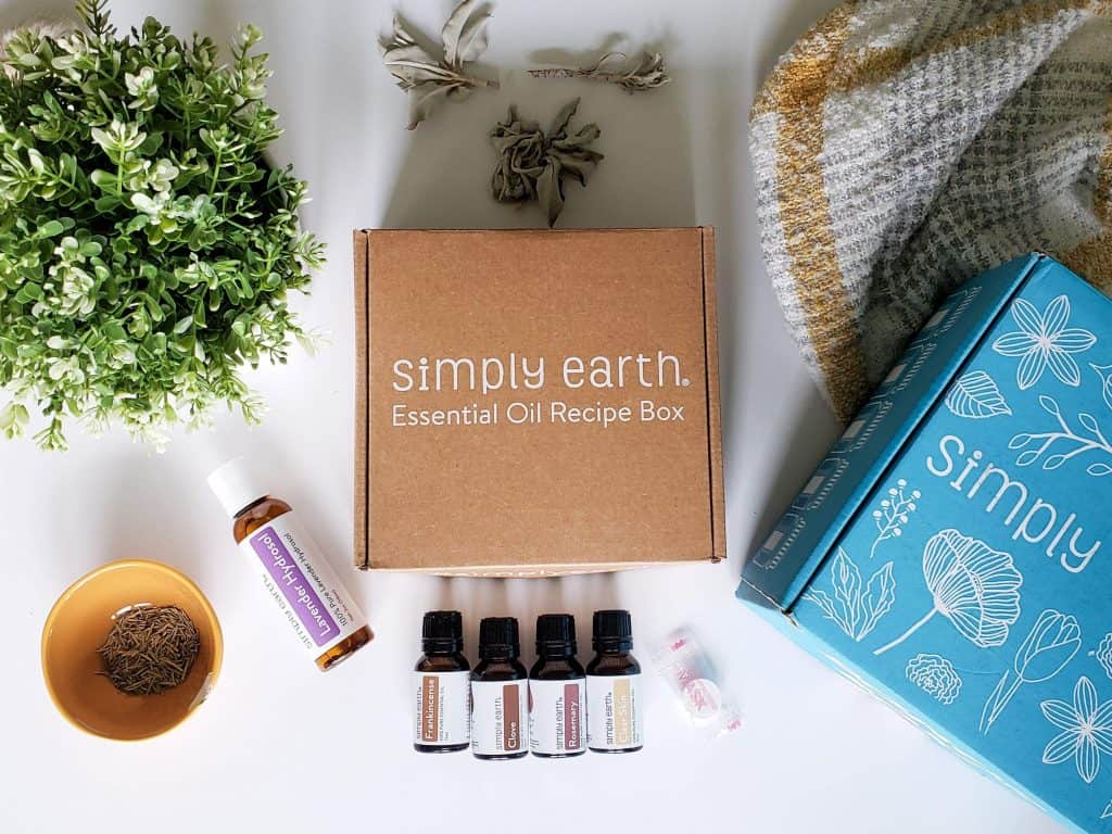 Simply Earth August 2019 Box 2