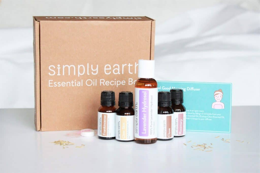 Simply Earth Recipe Box Review Picture 1