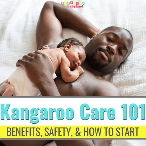 Benefits of Skin-to-Skin – Kangaroo Care