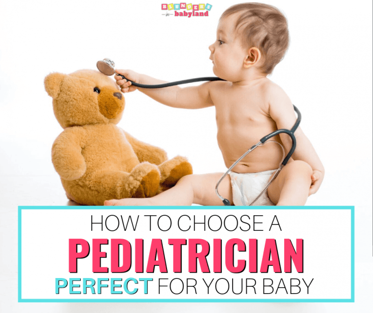How to Choose a Pediatrician Perfect for Your Baby