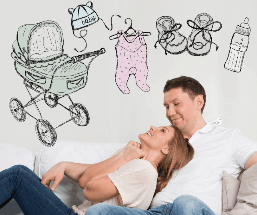 Baby on a Budget - Having a Baby When You're Broke