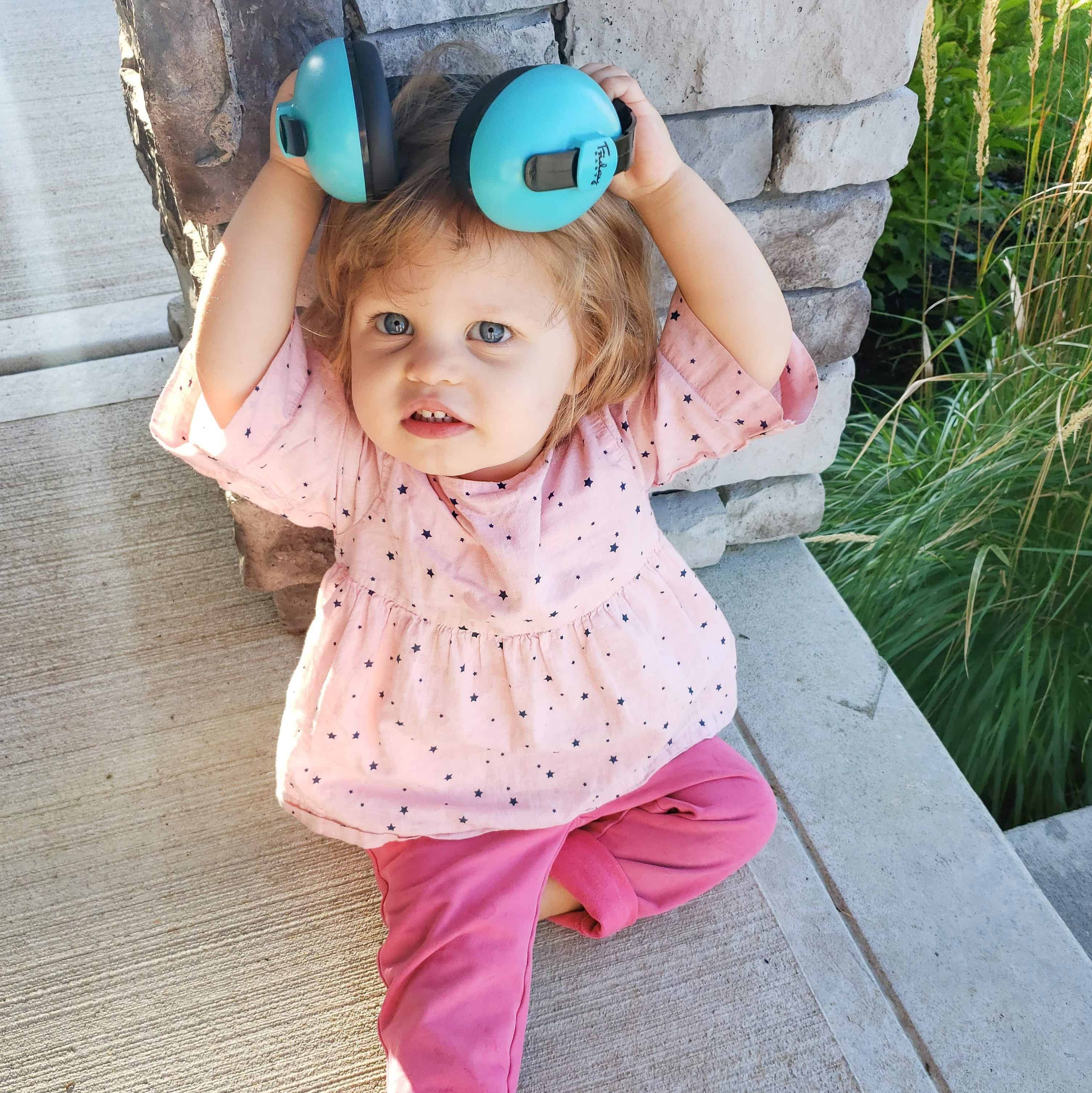 FridayBaby Headphones - Infant Ear Protection 2
