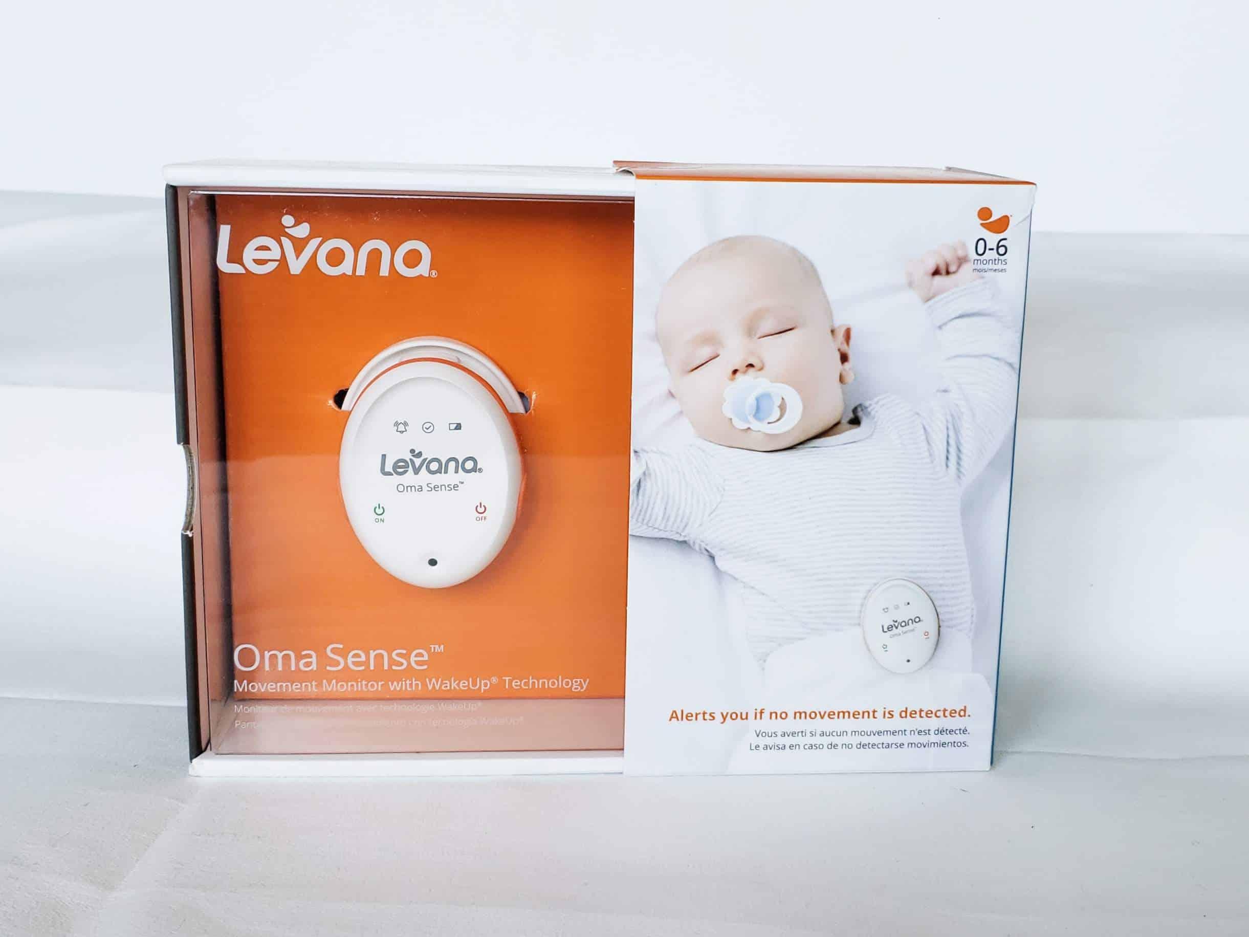 Levana Oma Sense Review Box