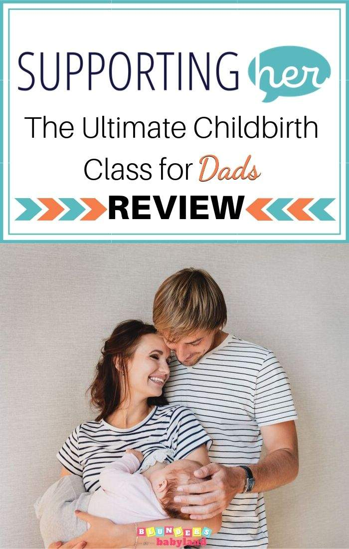 SupportingHer Review - Childbirth Class for Dads