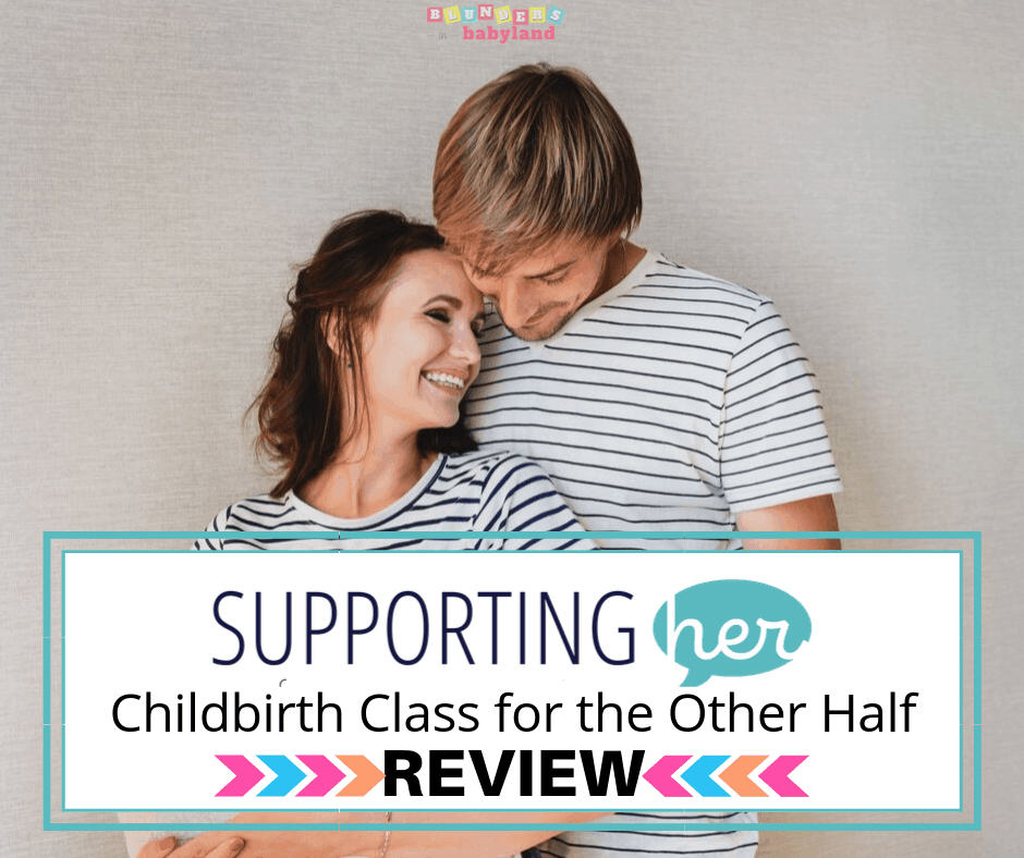 SupportingHer Review - Online Childbirth Class for Partners