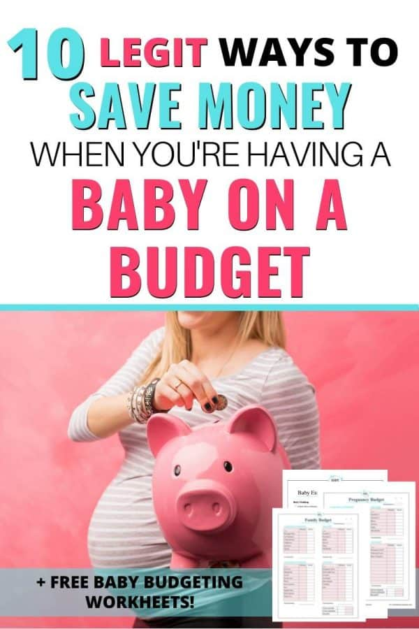Ways to Save Money When You're Having a Baby on a Budget