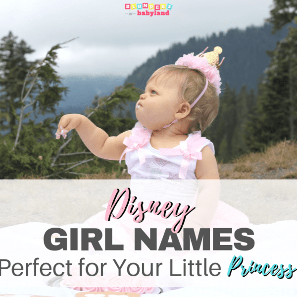 Disney Girl Names - Disney Baby Names
