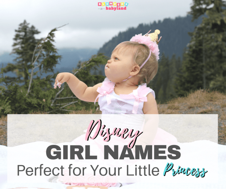 30 Disney Girl Names Perfect for Your Princess