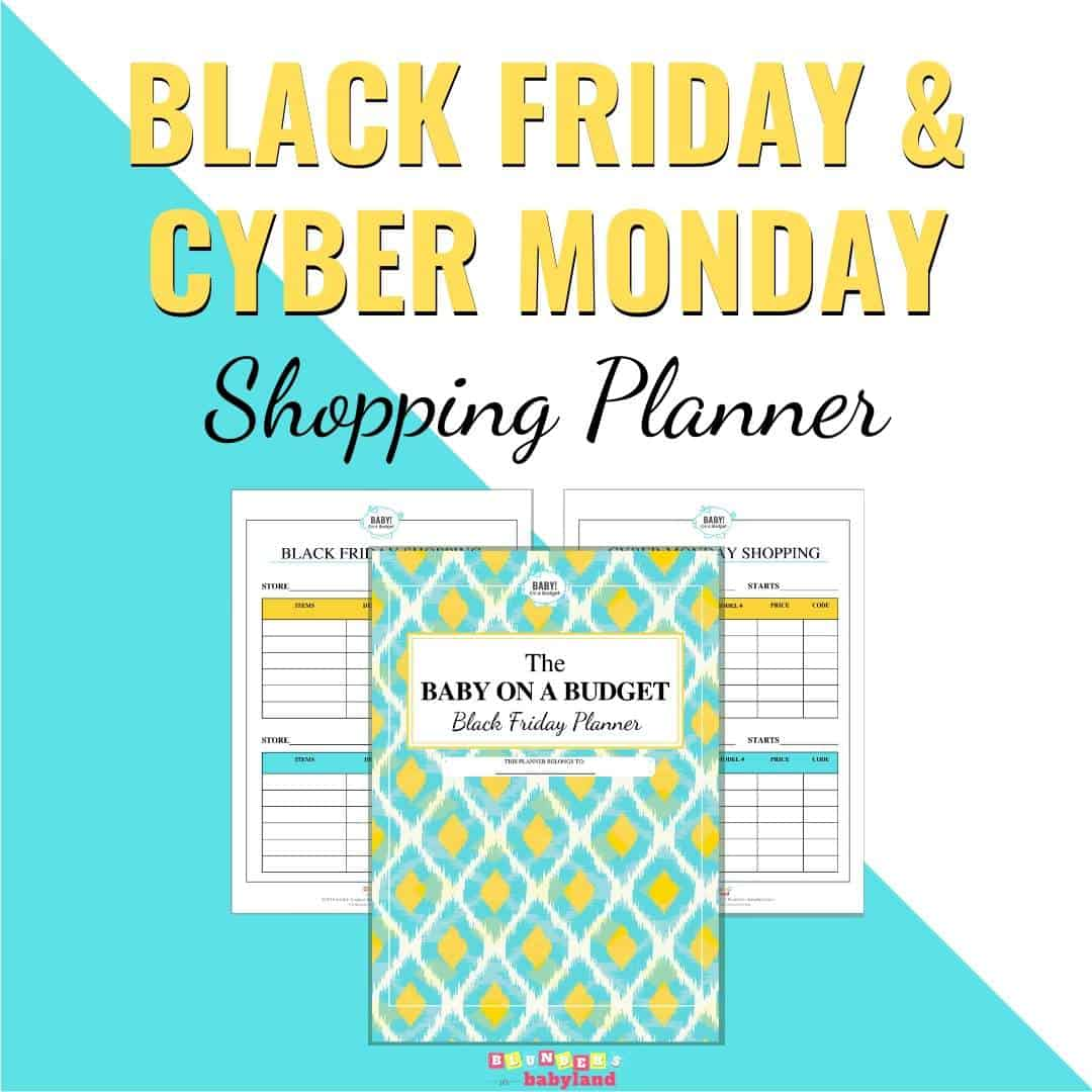 Black Friday and Cyber Monday Shopping Planner (1)
