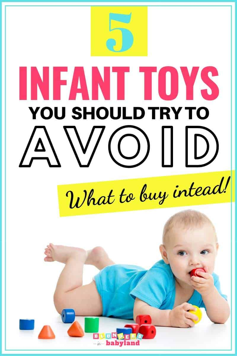Infant Toys to Avoid - Best Baby Toys to Buy Instead