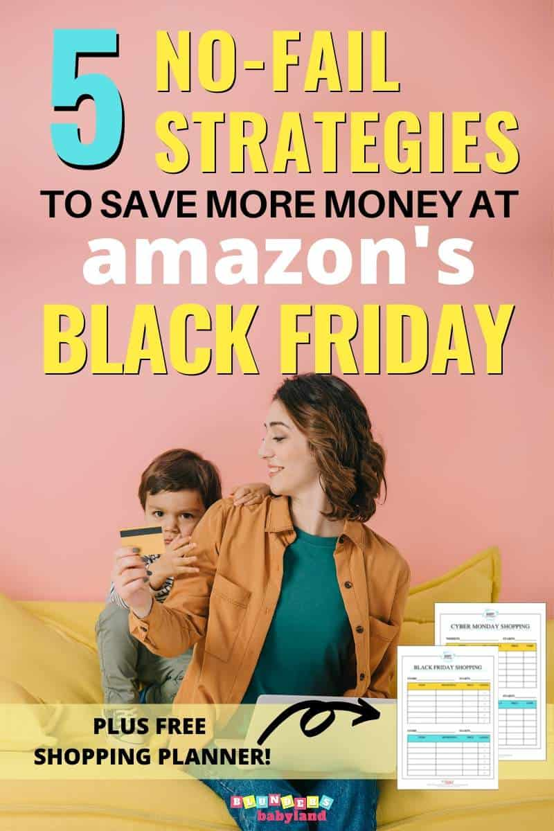 Save More Money at Amazon's Black Friday