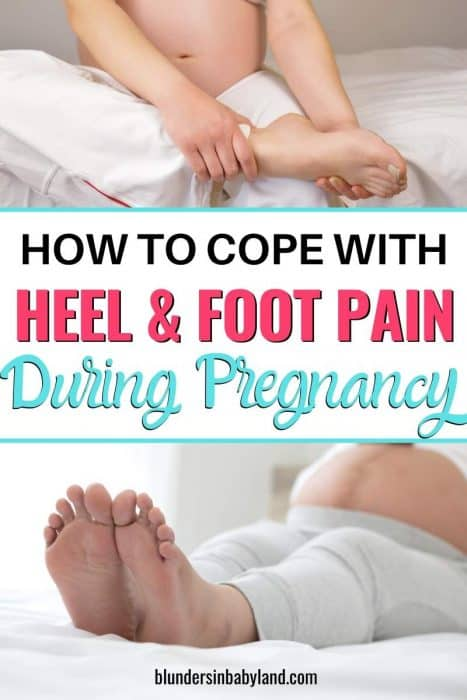 How to Treat Heel and Foot Pain During Pregnancy - Plantar Fasciitis During Pregnancy
