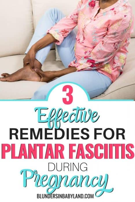How to Treat Plantar Fasciitis During Pregnancy (1)