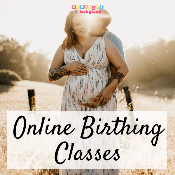 Online Birthing Classes