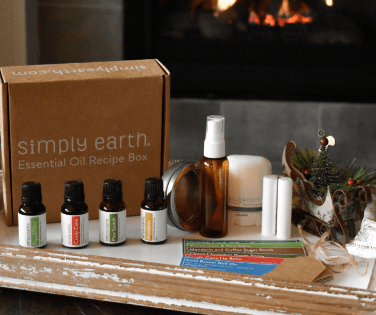 Simply Earth December 2019 Box Review + Coupon