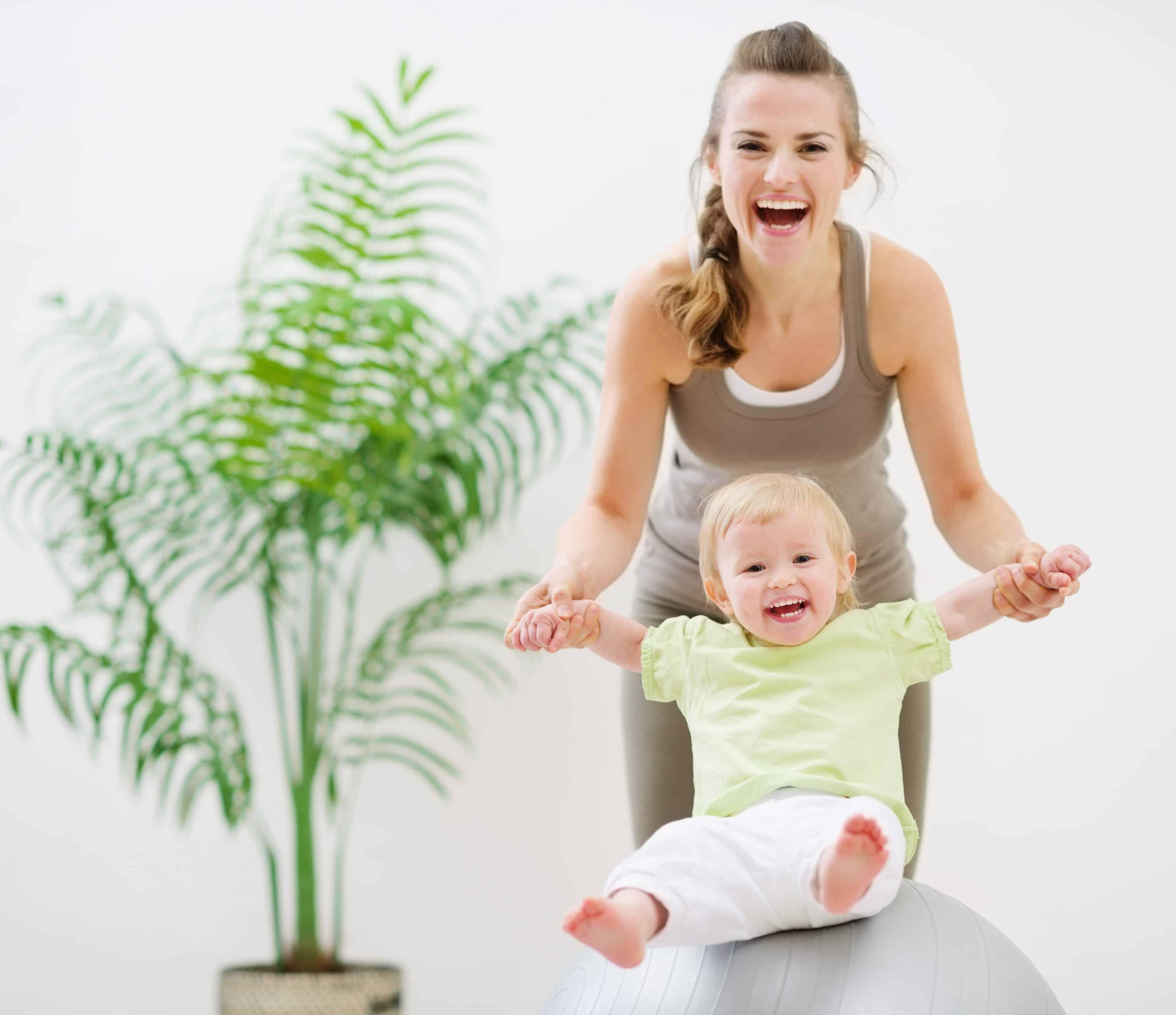 Postpartum Pelvic Floor Guide