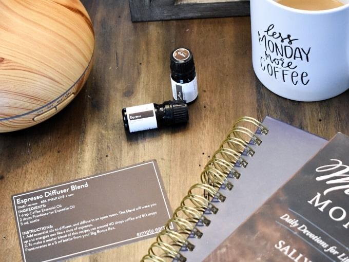 Simply Earth February Recipe Box Espresso Blend